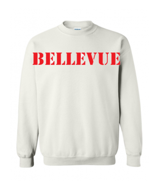 Bellevue Crew - White/Red