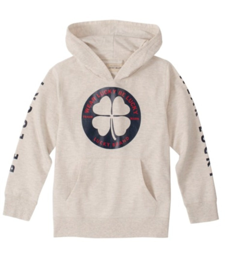 Lucky Brand-Boys Pullover Hoodie