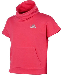 Adidas Girls - Short Sleeve Pullover