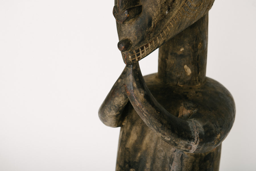 African Baga Male Sculpture
