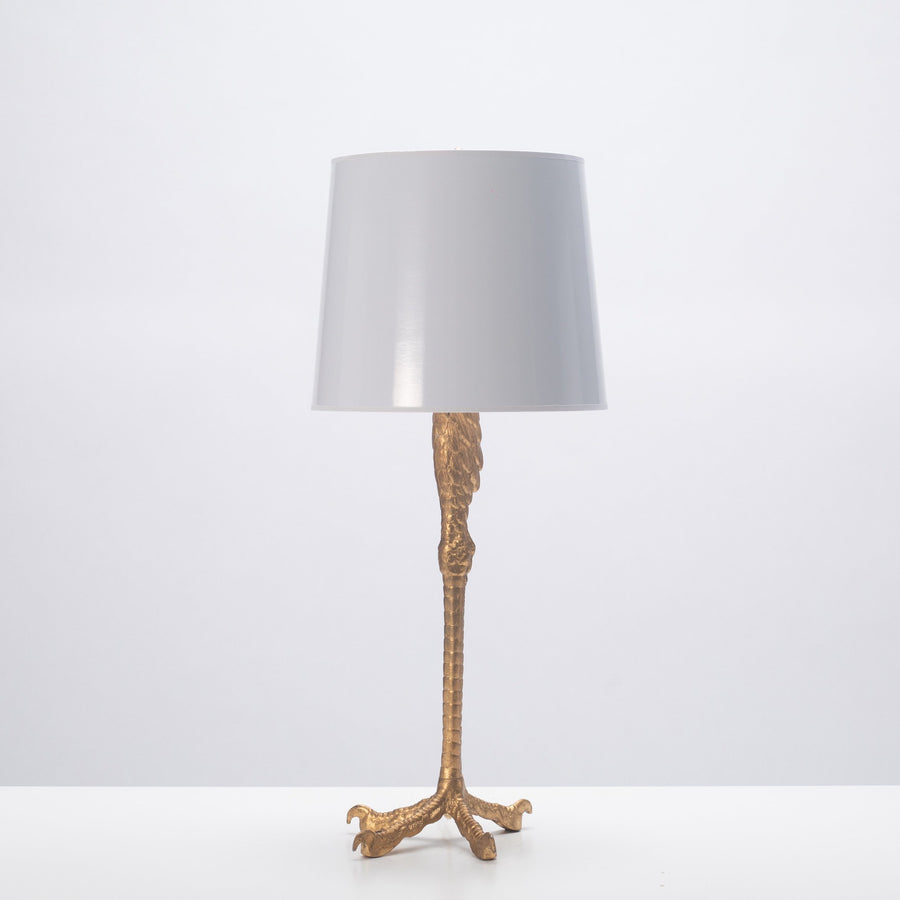 TALON LAMP IN THE MANNER OF P.E. GUERIN