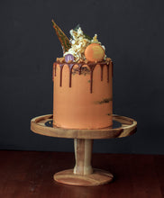 "Load image into Gallery viewer, Chocolate Caramel Cake / 6"" / 12 Serves"