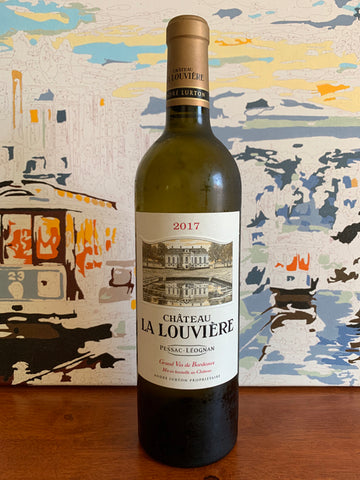 Château La Louviere 2017 (Unbelievable White, 1 Left)