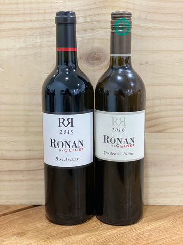 Ronan by Clinet (Red 2015 or White 2018)