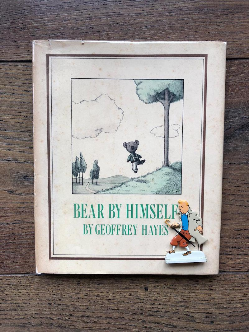 Bear by Himself (1976, First Edition)