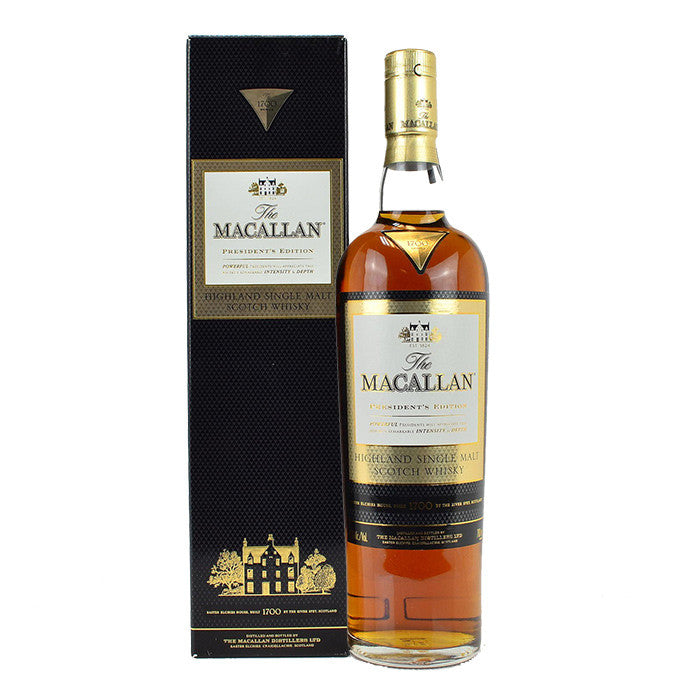 The Macallan 1700 Series President's Edition