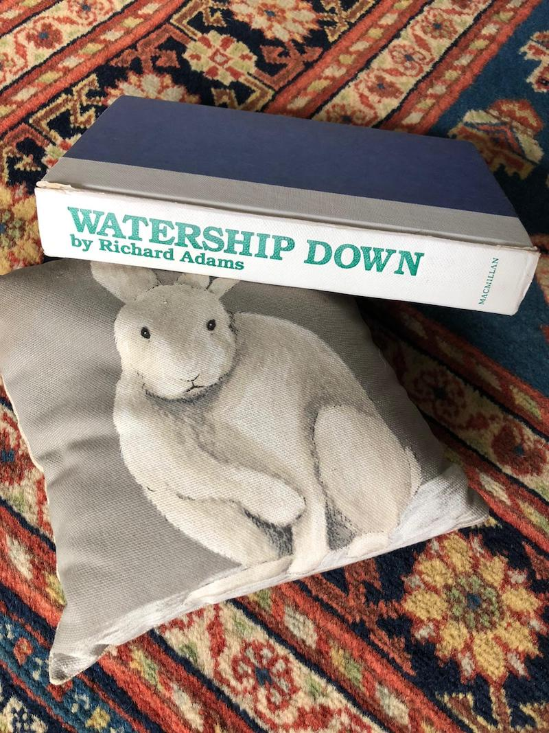 Watership Down (1972 Hard Cover Edition)