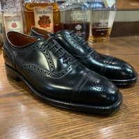 Alden Plaza Shell Cordovan Semi Brogue