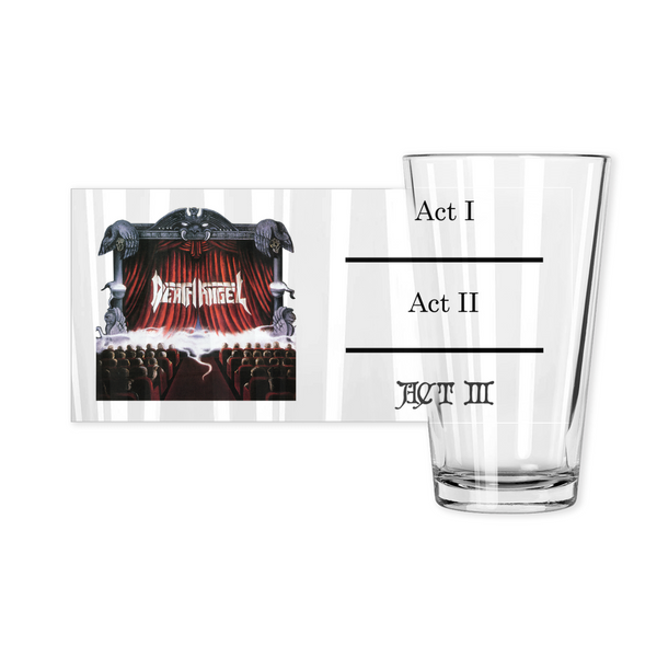 Act III Pint Glasses