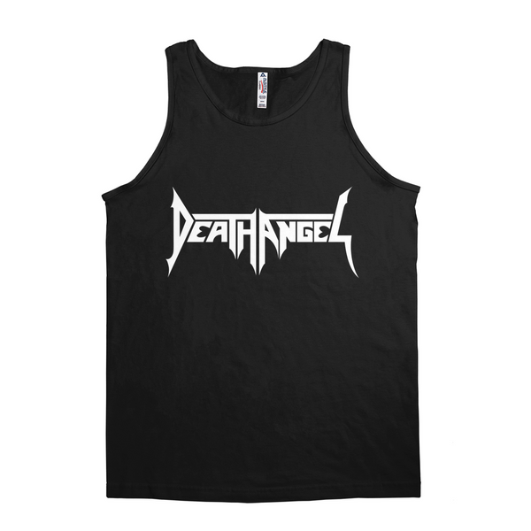 Death Angel Tank Top (Men's Black or White Tank)