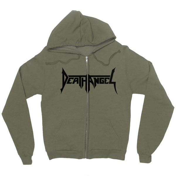 Death Angel Army Hoodie (Zip-up)