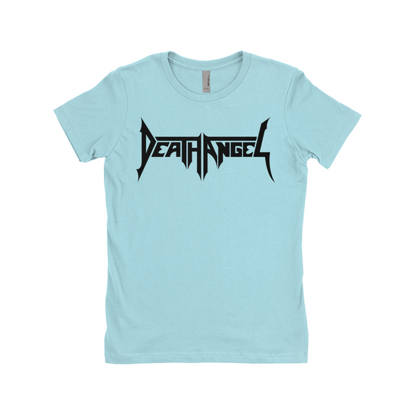 Death Angel Classic Women's Tee (6 color options)