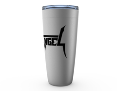 Death Angel Logo Viking Tumblers (White, Black, Stainless Steel)
