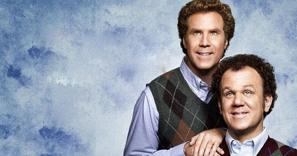 Step Brothers...Like a mix of Fergie and Jesus-tvso
