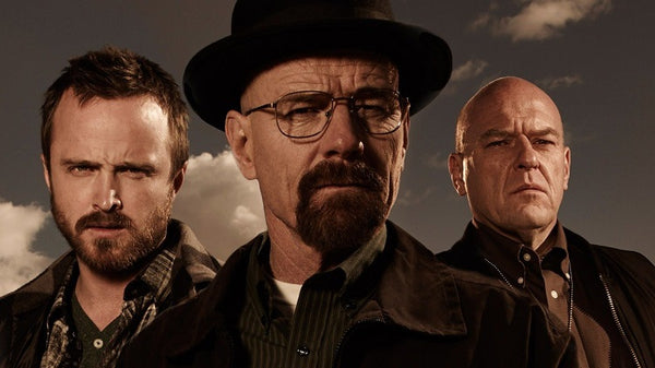 What is Breaking Bad about?