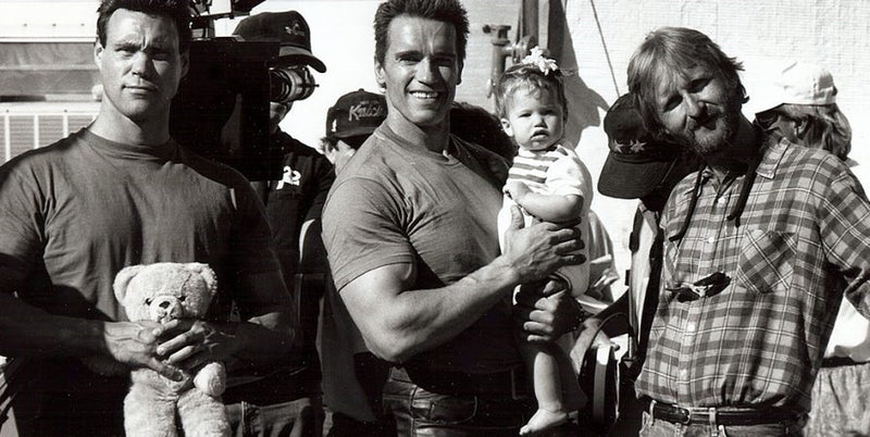 Arnold's Stunt Man: The Peter Kent Interview
