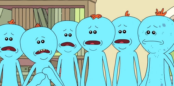 All about Mr. Meeseeks