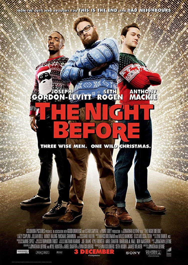 Movie Review:  The Night After (2015)