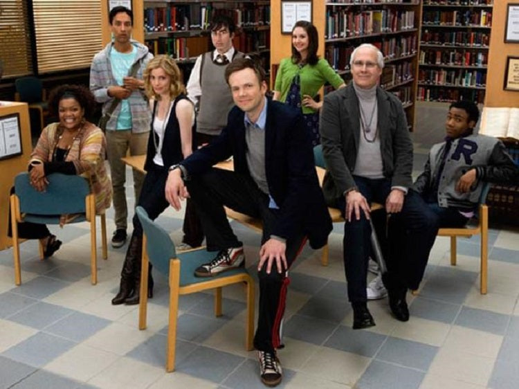 Community Parts Ways with Dan Harmon
