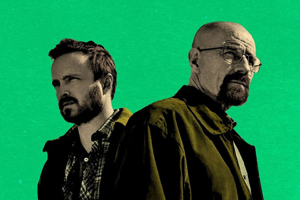 How many seasons of Breaking Bad are there?