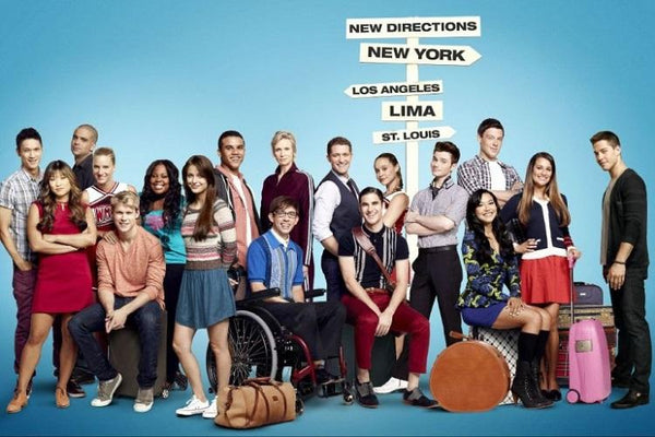 Why Everyone's Gaga for Glee-tvso
