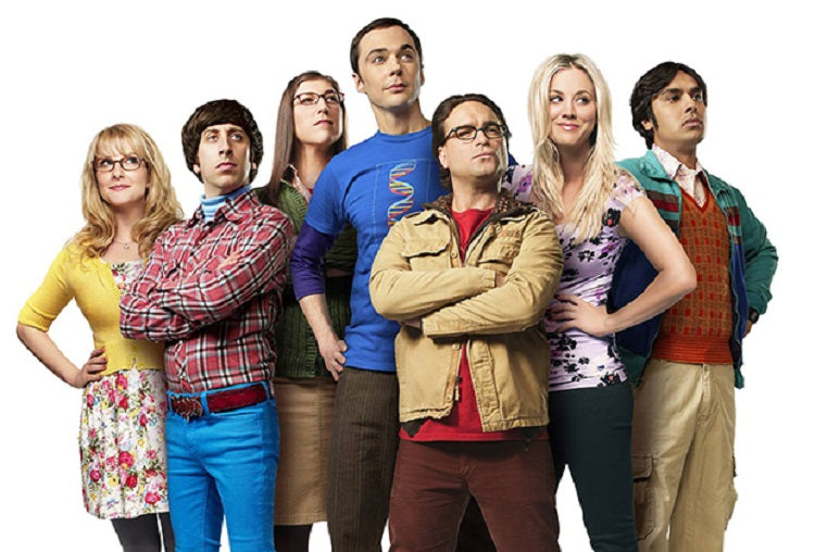 Is The Big Bang Theory on Netflix?