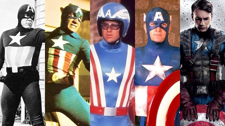 5 Captain America Movies (You Probably Haven't Seen)