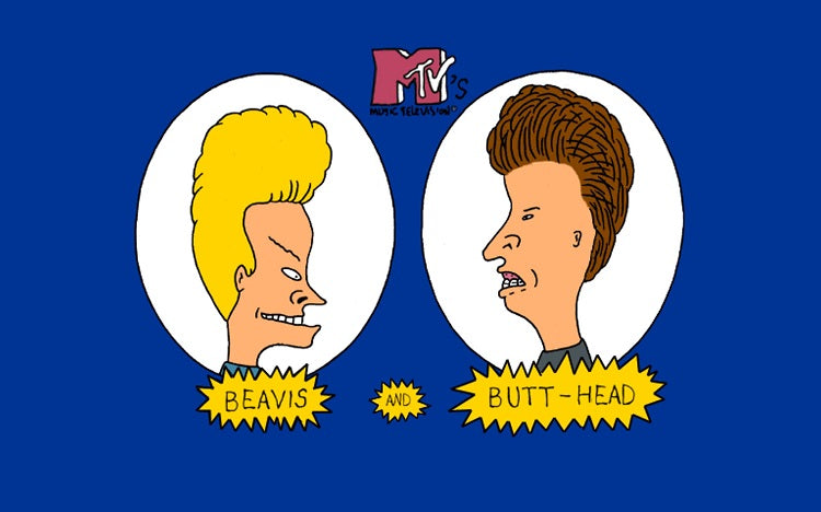 Four of Our Favorite Beavis and Butthead Moments