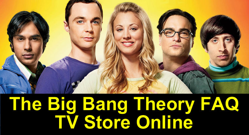 Big Bang Theory FAQ