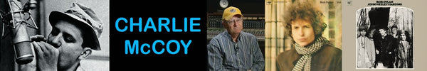 INTERVIEW: Charlie McCoy on Bob Dylan, Elvis and Johnny Cash