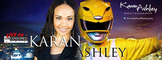 Go Go Power Rangers! Yellow Ranger Karan Ashley talks with TV STORE ONLINE about The Mighty Morphin Power Rangers
