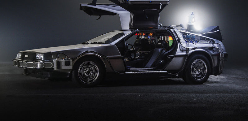 Marty McFly's Original Girlfriend Goes Back to the Future