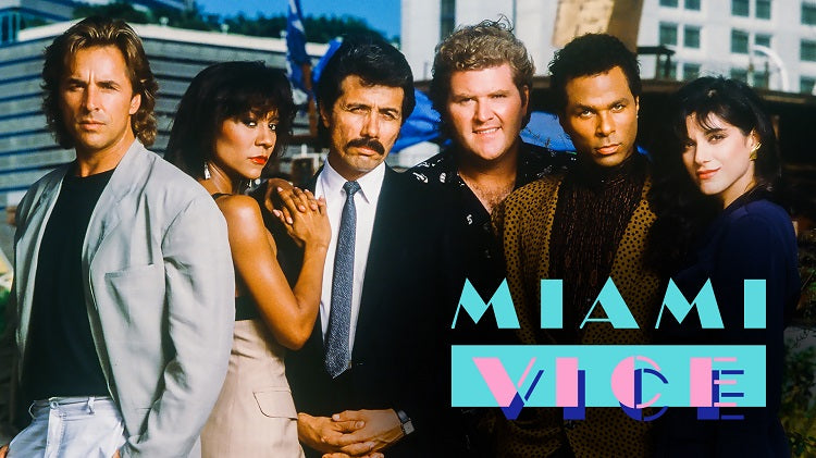 The Top 5 Songs Used on Miami Vice