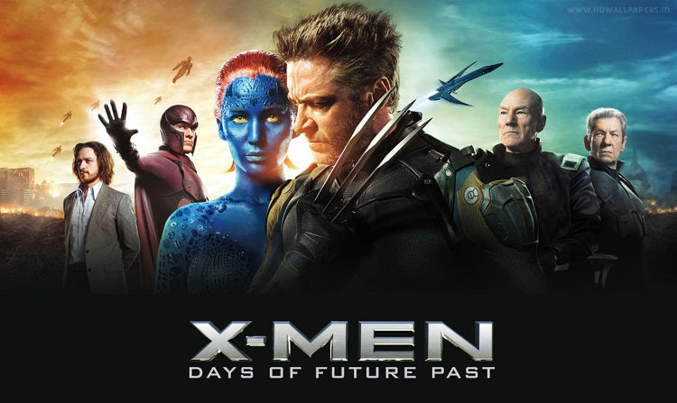 Who is the Cast in the new Movie X-Men: Days of Future Past