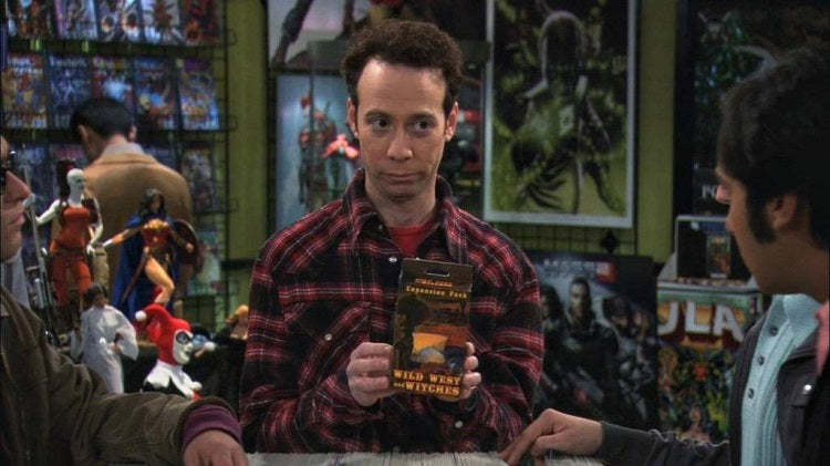 The Big Bang Theory's Stuart: Kevin Sussman On His Comic Origins