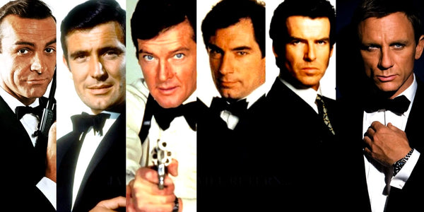 Do You Think David Oyelowo's James Bond Will Knock Any Of These Other Bond Movies Off The All-Time Top 5 List?