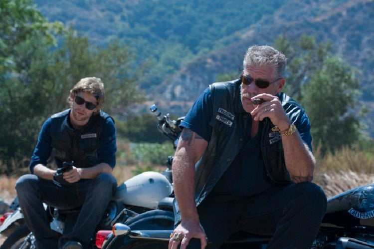Sons of Anarchy Actor Dead, Also a Murder Suspect