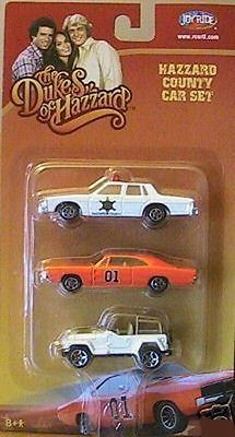 Dukes 1:64 scale 3 car set-tvso