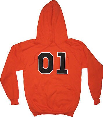 Dukes of Hazzard Hoodie Hooded Sweatshirt-tvso