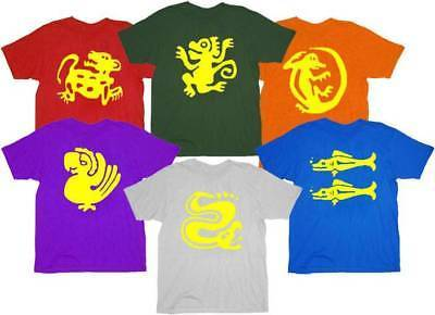 Legends of the Hidden Temple Costume T-shirt-tvso