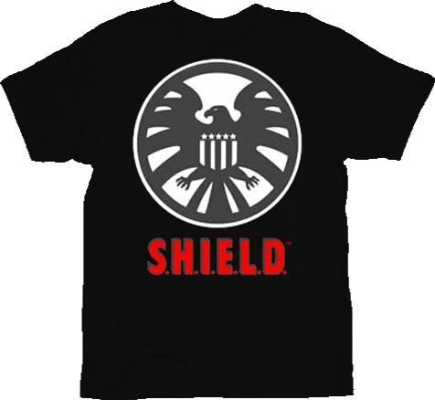 Iron Man Agent of Shield T-shirt-tvso