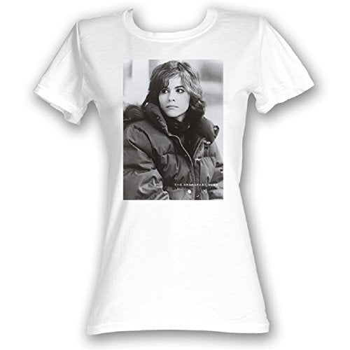 Breakfast Club Allison Juniors White T-Shirt-tvso