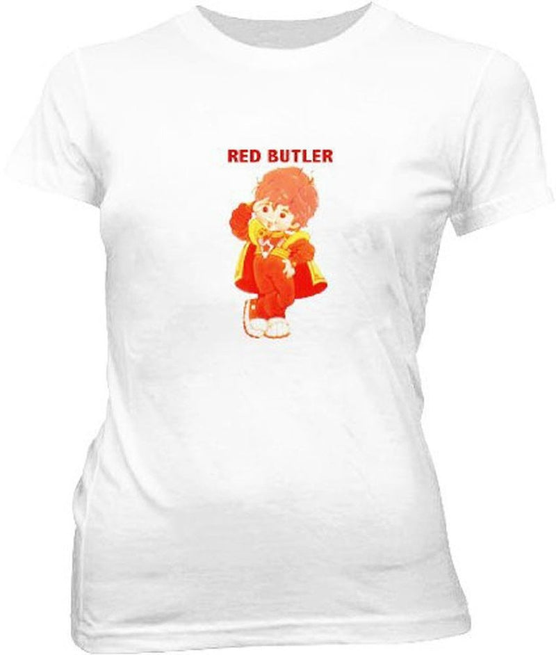 Rainbow Brite Red Butler Color Kid Tee-tvso
