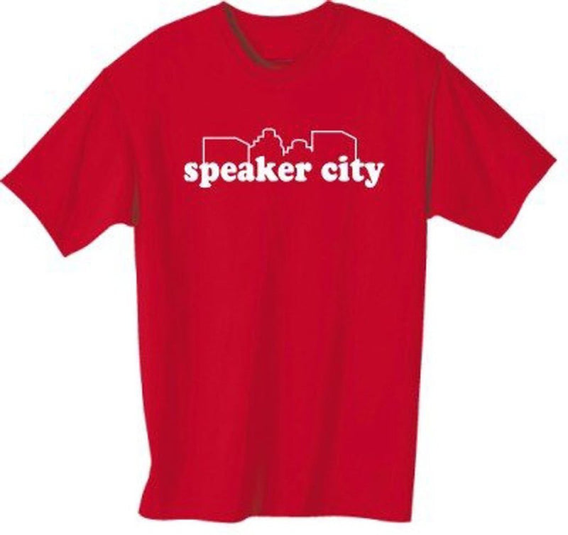 Old School Speaker City T-shirt-tvso