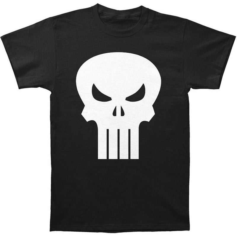 The Punisher Movie Skull Logo T-shirt-tvso