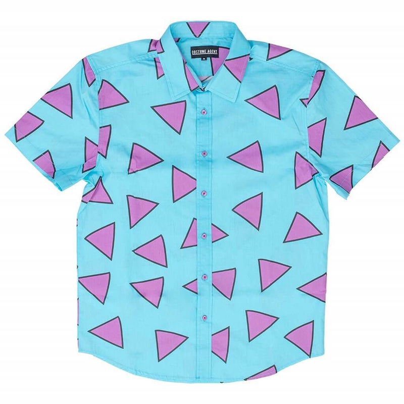 90's Modern Life Button Down Shirt-tvso