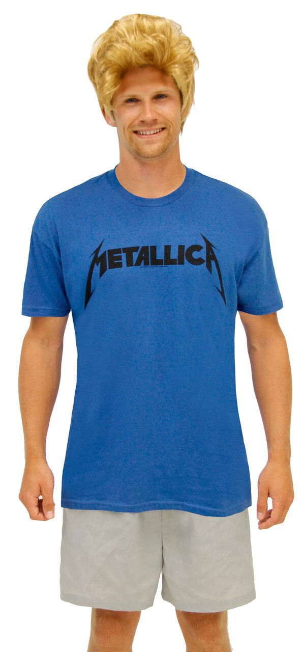 Beavis Costume Set Metallica Shirt-tvso