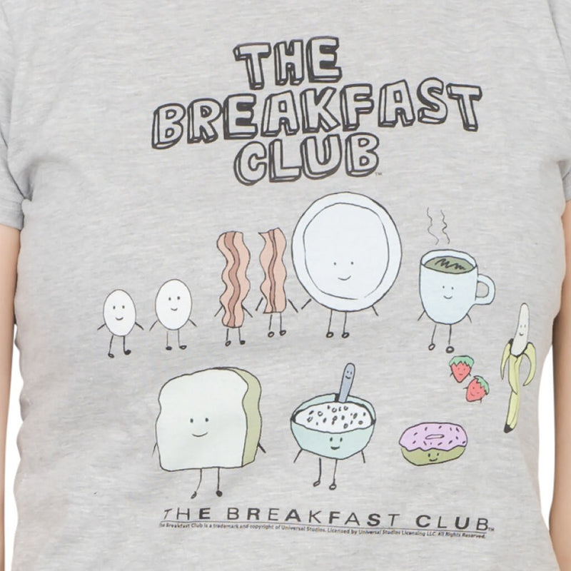 Breakfast Club Breakfast Juniors T-Shirt-tvso