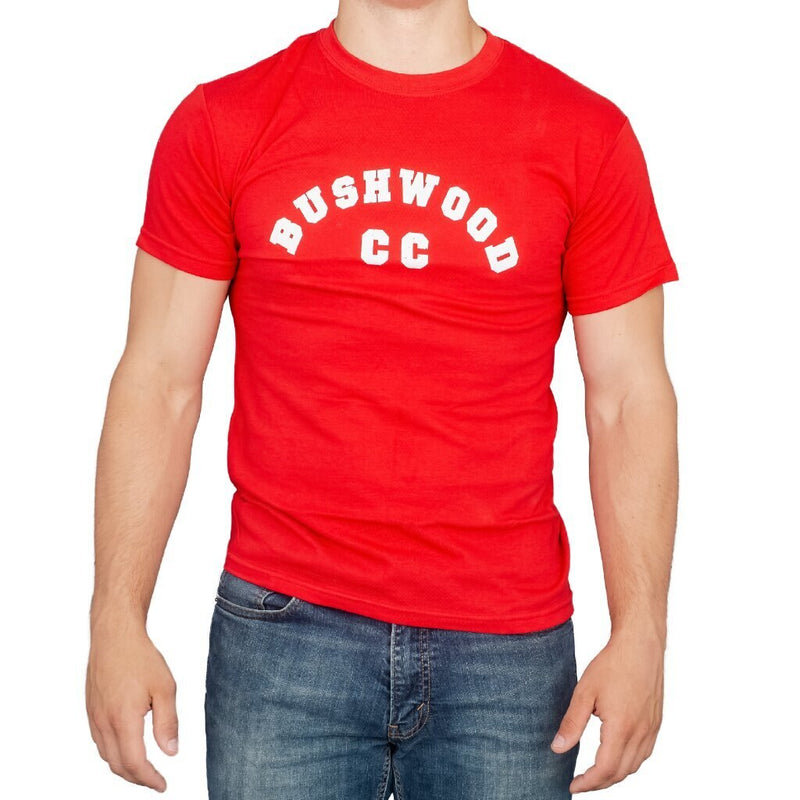 Caddyshack Bushwood CC Red T-shirt-tvso