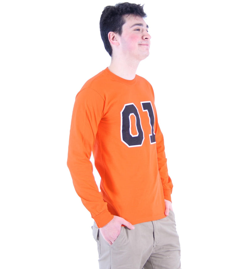 Dukes of Hazzard Long Sleeve Shirt-tvso
